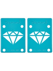 Diamond Riser Pads 1/8\ iamond Blue