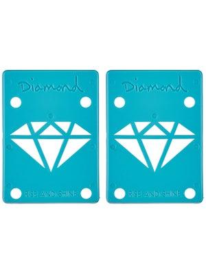 Diamond Diamond Blue Riser Pads 1/8