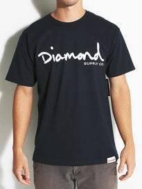 Diamond OG Script T-Shirt