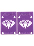 Diamond Purple Riser Pads 1/8