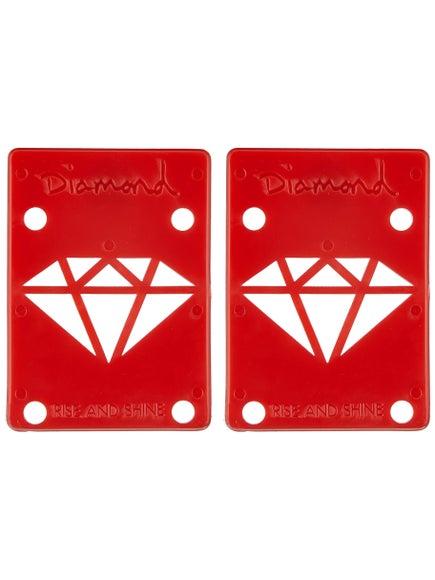 Diamond Riser Pads 1/8