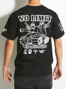 DGK  x No Limit 8 Ball T-Shirt