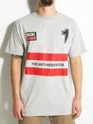 DGK Anti Hesitator Custom Pocket T-Shirt