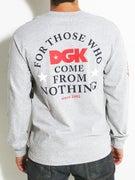 DGK Anthem L/S T-Shirt