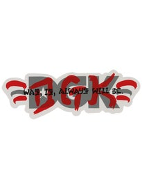 DGK Always Sticker
