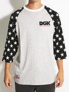 DGK Americana Custom 3/4 Sleeve Knit