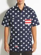DGK Americana S/S Woven Shirt