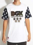 DGK Americana Custom S/S Knit