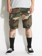 DGK AR-15 Cargo Shorts  Big Woods Camo