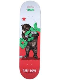 DGK Boo Cali Bear Deck 8.25 x 31.875