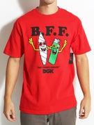 DGK BFF T-Shirt