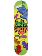 DGK Boo Johnson Convenience Store Deck  8.0 x 32