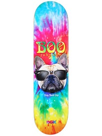 DGK Johnson Yogi Deck  8.1 x 32
