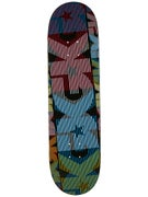 DGK Blur Black Deck  8.5 x 32