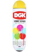 DGK Rivas Get Up Deck  7.9 x 31.5