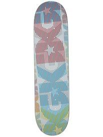 DGK Blur White Deck  8.06 x 32