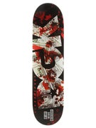 DGK Blood Sport Black Deck  8.25 x 32