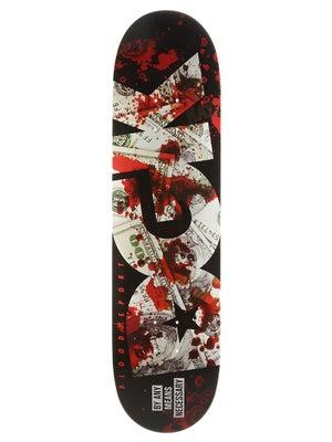 DGK Blood Sport Black Deck  8.25 x 32
