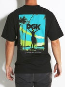 DGK By The Beach T-Shirt