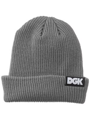 DGK Classic 2 Beanie Athletic Heather One Size