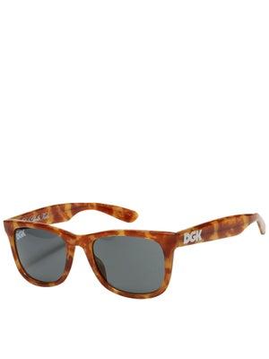 DGK Classic Sunglasses  Light Tortoise