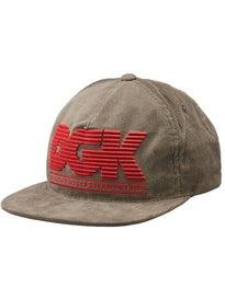DGK Cord Strapback Hat