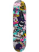 DGK Collage Deck  7.8 x 31.06