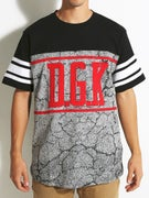 DGK Concrete Grown Custom S/S Knit