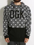 DGK Checkers Custom Hoodie