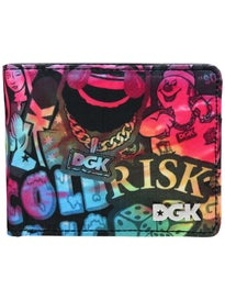 DGK Collage Bi-Fold Wallet
