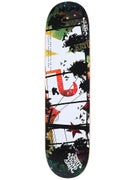 DGK City Never Sleeps Deck  8.06 x 32