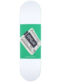 DGK Cash Only Deck 8.1 x 31.875