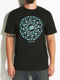 DGK Circle Of Life T-Shirt