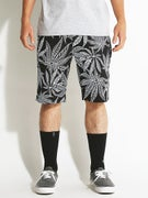 DGK Cannabis Cup Chino Shorts  Black
