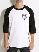 DGK Crest 3/4 Sleeve Raglan
