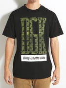 DGK Crackle T-Shirt