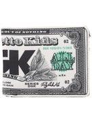 DGK Cream Bi-Fold Wallet