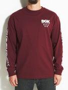 DGK Division L/S T-Shirt