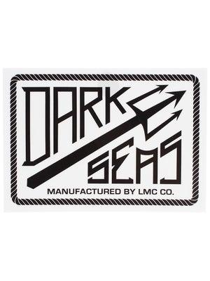 Dark Seas Dock Sticker Large