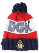 DGK Division Pom Beanie