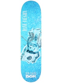 DGK Vaughn Risk Takers Deck  8.06 x 31.75