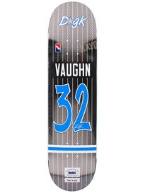 DGK Vaughn Throwback Deck 8.06 x 31.875