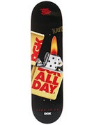 DGK Fire It Up Deck  8.1 x 32