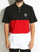 DGK Flight Custom S/S Polo Tee