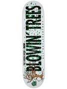 DGK x Green Door Blowin Trees Deck  8.06 x 32