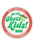 DGK Horchata Sticker