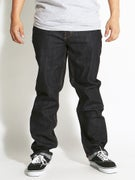 DGK Icon 2 Stretch Jeans  Raw Indigo