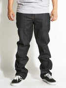 DGK Icon 2 Jeans  Raw Indigo