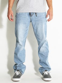 DGK Icon 2 Stretch Jeans  Stone Wash