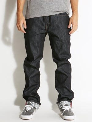 DGK Icon Jeans Indigo Raw 28